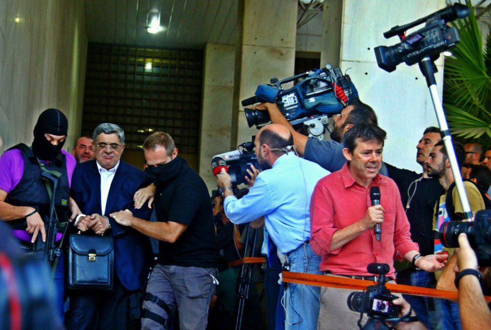 Σε ετοιμότητα 25 ομάδες αστυνομικών για τη σύλληψη των Χρυσαυγιτών – Το σχέδιο