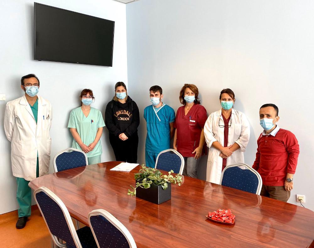Κορωνοϊός: Νοσηλευτές από την Κέρκυρα «πετάνε» την Παρασκευή για Θεσσαλονίκη