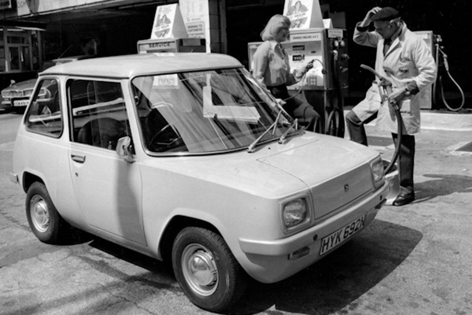 Πέθανε ο Κωνσταντίνος Αδρακτάς - Εφευρέτης του πρώτου ηλεκτρικού αυτοκινήτου Enfield