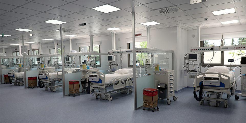 Κορωνοϊός: Κλείνει για απολύμανση η Ογκολογική του νοσοκομείου Λάρισας – Θετικοί 9 ασθενείς