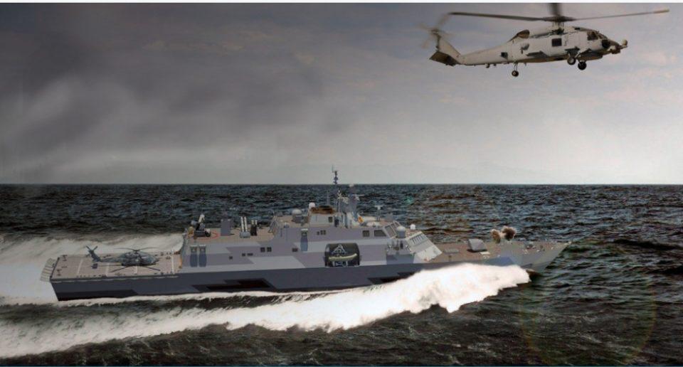 Η Ελλάδα μετά τον αέρα γίνεται θανάσιμη και στη θάλασσα - Μετά τα F-35 έρχονται οι φρεγάτες του μέλλοντος