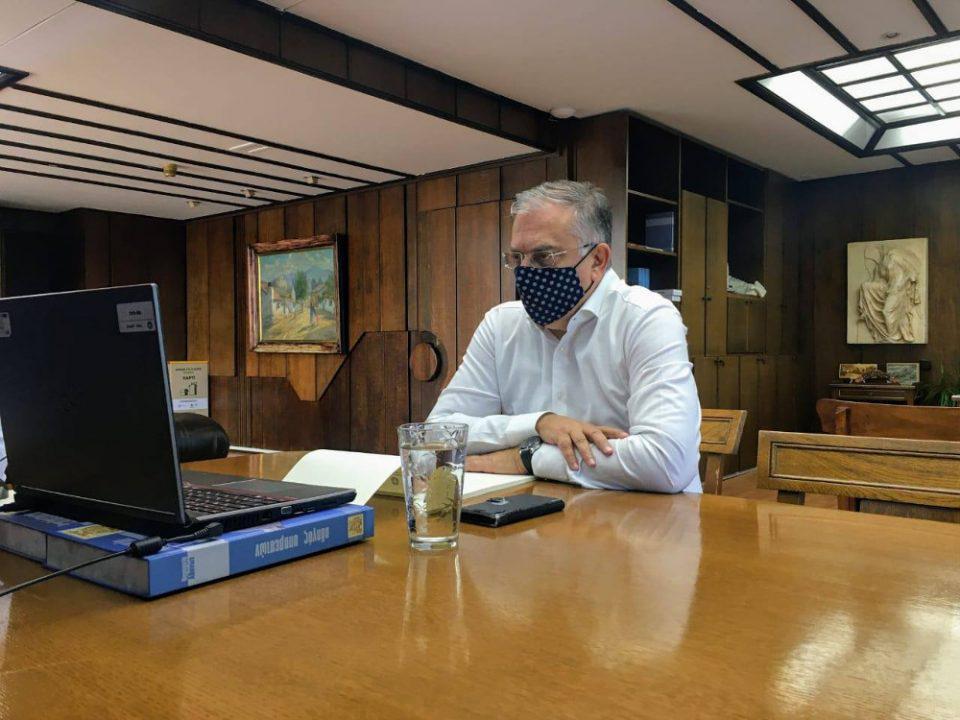 Θεοδωρικάκος: Αυστηροί έλεγχοι και ραντεβού στο Δημόσιο