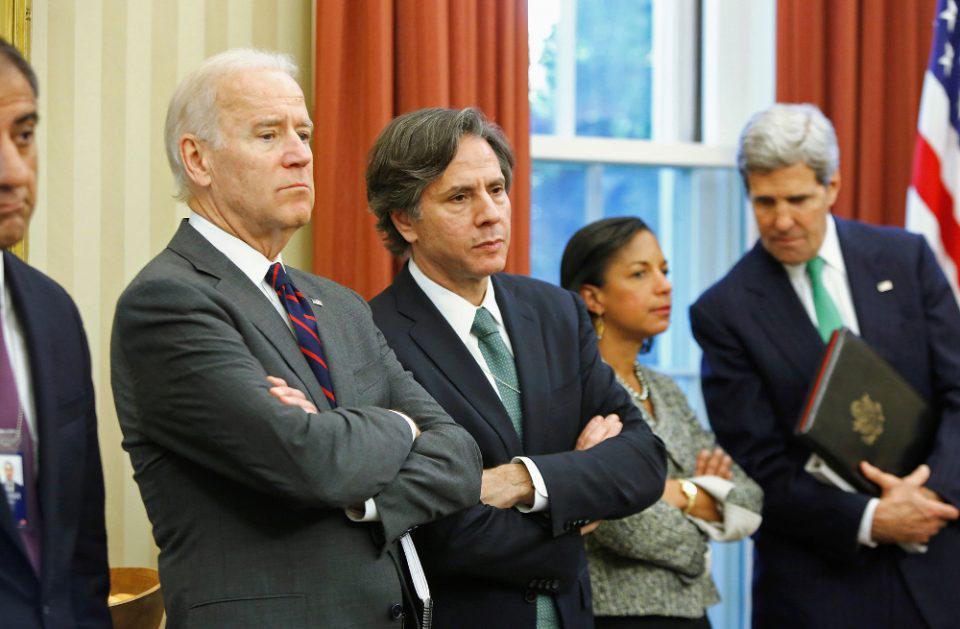 ΗΠΑ: Τον Άντονι Μπλίνκεν επιλέγει για υπουργό Εξωτερικών ο Τζο Μπάιντεν