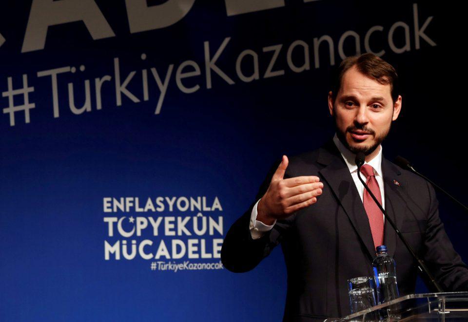 Χαμός στοπ παλάτι: O γαμπρός του Ερντογάν «έπαιξε ξύλο» με τον νέο κεντρικό τραπεζίτη
