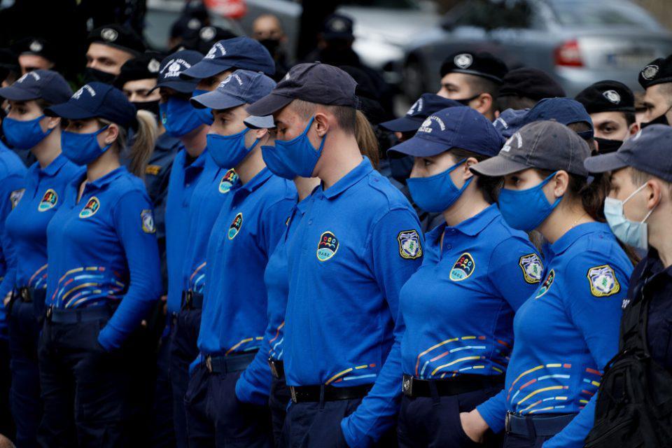 Νέα Ο.Δ.Ο.Σ. της ΕΛ.ΑΣ. για τις συναθροίσεις: Οι αστυνομικοί με τα γαλάζια μπλουζάκια
