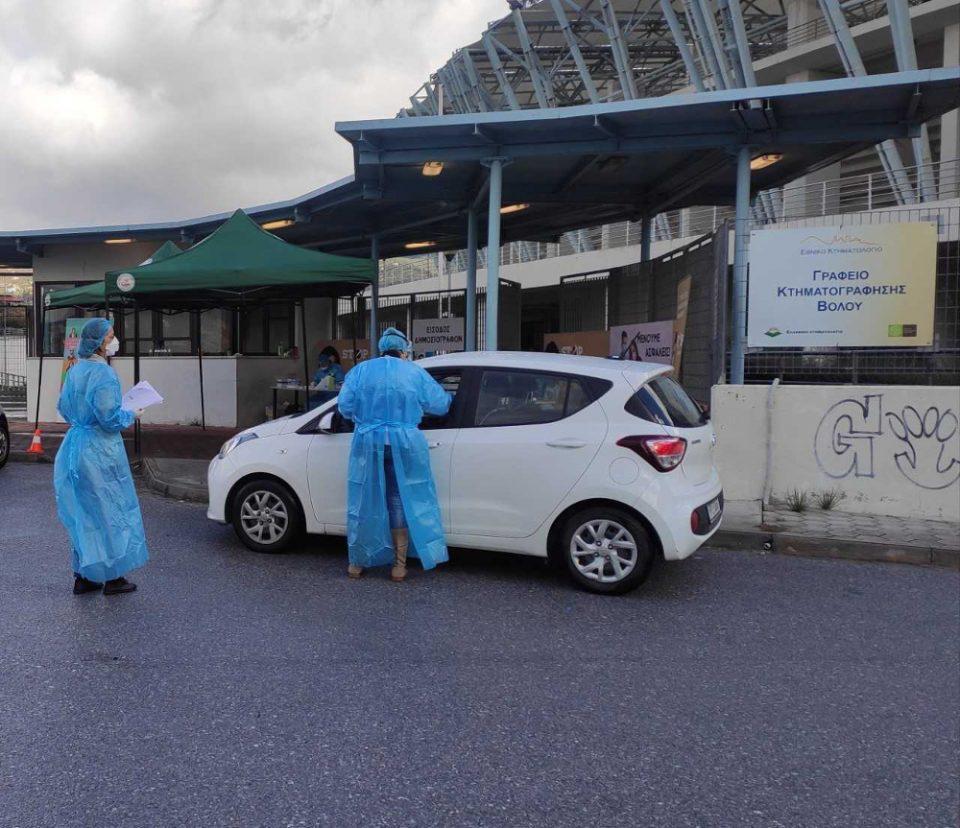 Κορωνοϊός: Rapid test από τον ΕΟΔΥ σε περιοχές της Δυτικής Αττικής