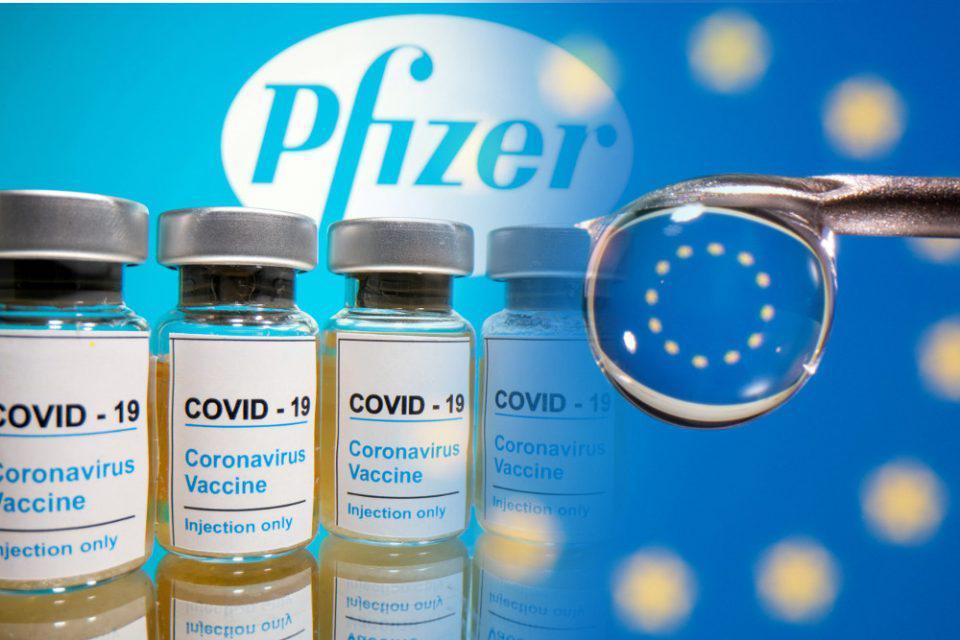 Κορωνοϊός: Υπεγράφη η συμφωνία Κομισιόν – Pfizer/BioNTech για το εμβόλιο