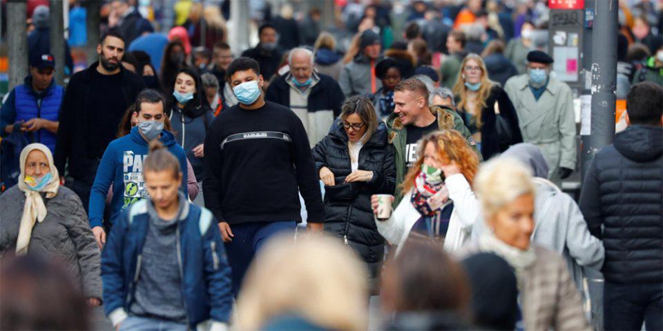 Kορωνοϊός - Γερμανία: Αριθμός ρεκόρ θανάτων καταγράφηκε το προηγούμενο 24ωρο