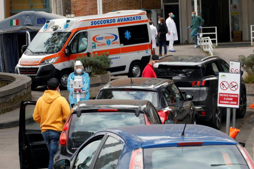 Κορωνοϊός - Ιταλία: Νέα αύξηση των νεκρών και των κρουσμάτων