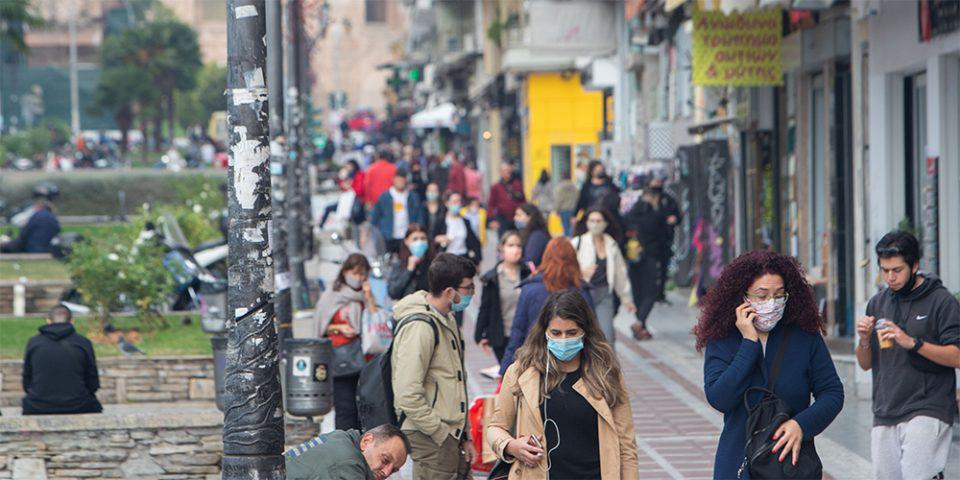 Κορωνοϊός - Μαγιορκίνης: Υπερπενταπλάσιο το επιδημικό φορτίο από την Αττική στη Θεσσαλονίκη