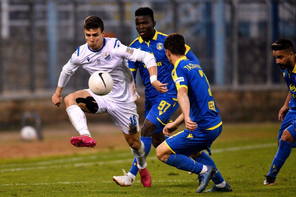 Super League 1: Παραμένει χωρίς νίκη η Λαμία, 2-2 με τον Αστέρα Τρίπολης