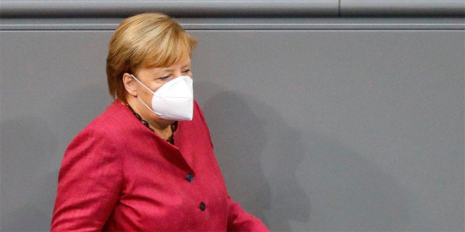 Lockdown - Γερμανία: «Λουκέτο» σε όλη τη χώρα μελετά η Μέρκελ