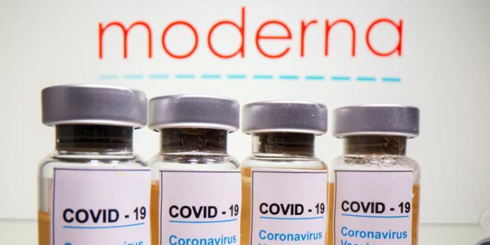 Κορωνοϊός - Εμβόλιο: Η Moderna ανακοίνωσε ότι η CDC συνέστησε τη χρήση του για τους ενήλικες