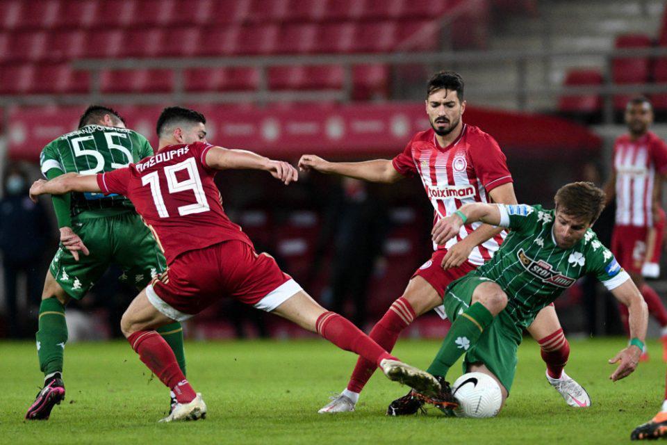 Super League 1: Ο νόμος του Φορτούνη - Πήρε το ντέρμπι ο Ολυμπιακός, 1-0 τον Παναθηναϊκό