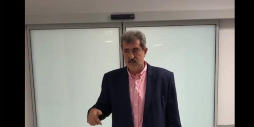 Ο «αρνητής Πολάκης» προκαλεί μπάχαλο στον ΣΥΡΙΖΑ