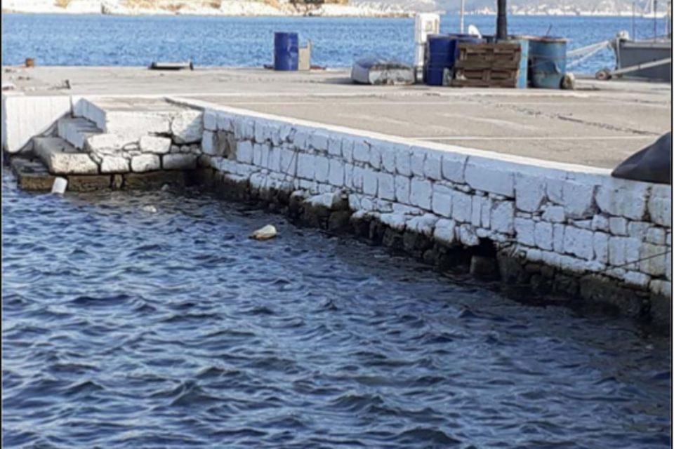 Σεισμός-Σάμος: Εύρημα σοκ - Το νησί ανυψώθηκε κατά 18 με 25 εκατοστά
