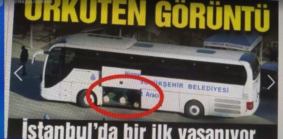 Κορωνοϊός - Τουρκία: Εικόνες σοκ - Στοιβάζουν φέρετρα νεκρών από Covid σε λεωφορεία