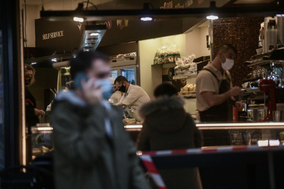 Σταμπουλίδης: Κανονικά θα λειτουργήσουν «delivery» και «take away» σε ενδεχόμενο lockdown