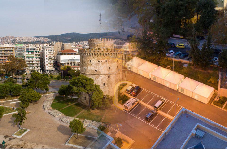Κορωνοϊός: Φόβος για «εικόνες Μπέργκαμο» στη Θεσσαλονίκη - Σκηνές έξω από νοσοκομεία - Τρόμος για τις ΜΕΘ