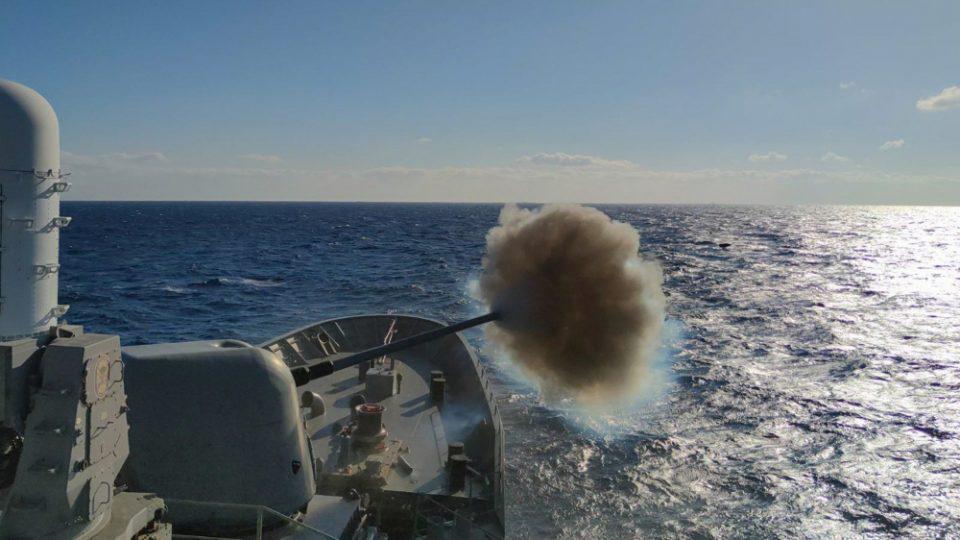 «Τοίχος» προστασίας της χώρας σε αιθέρες αλλά και θάλασσα: Μετά τα Rafale, η σειρά του Ναυτικού