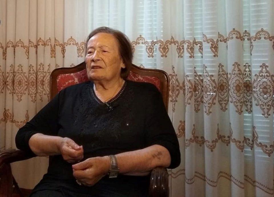 Πέθανε η Εσθήρ Κοέν - Η γηραιότερη Ελληνίδα επιζήσασα του Άουσβιτς