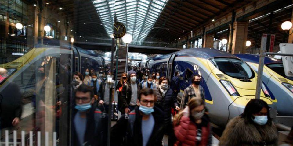 Στη δίνη του κορονοϊού η Ευρώπη: Ξεπέρασαν τις 50 εκατ. οι μολύνσεις