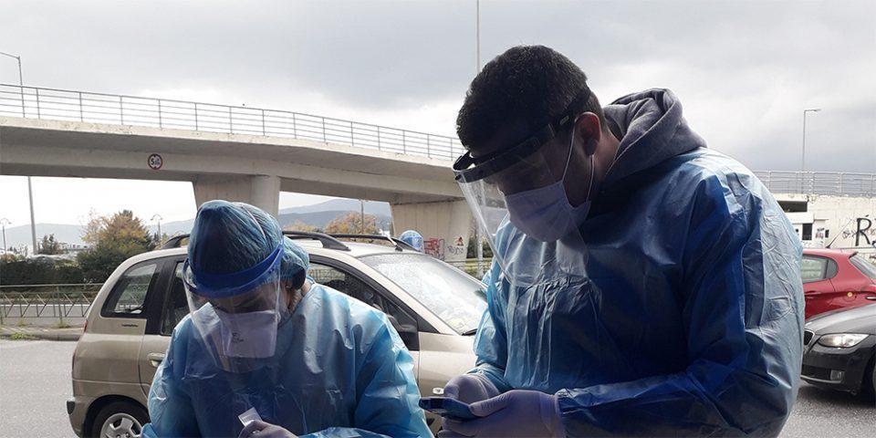 Κρήτη: Επτά κρούσματα σε χωριό του Ρεθύμνου – Βρέθηκαν σε ρεβεγιόν 30 ατόμων