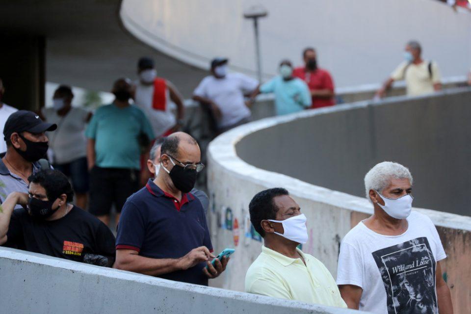 Κορωνοϊός - Βραζιλία: 1.340 θάνατοι και πάνω από 64.000 κρούσματα σε 24 ώρες