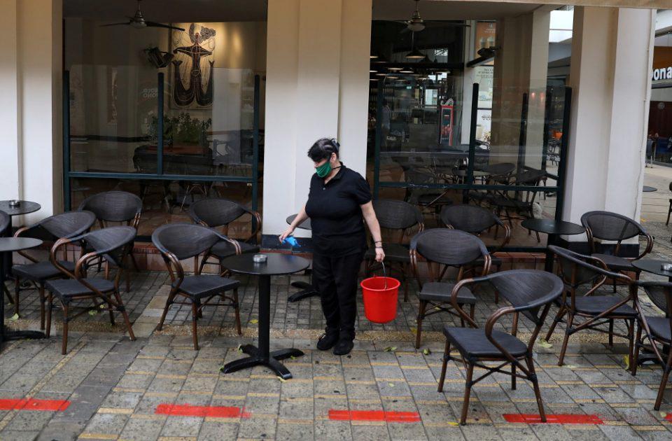 Κορωνοϊός - Κύπρος: Σκληρό lockdown - Απαγόρευση κυκλοφορίας, κλείνουν εμπορικά κέντρα, εστίαση, εκκλησίες