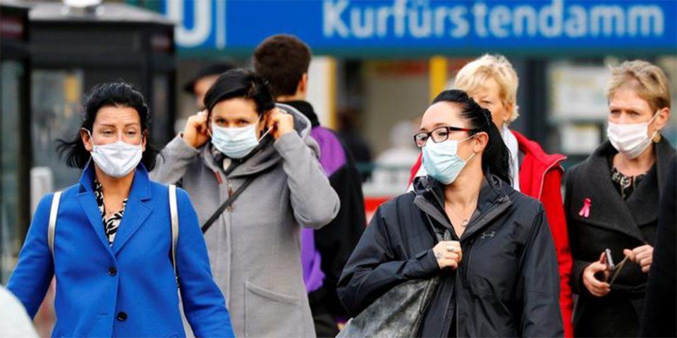 Κορωνοϊός: Και στη Γερμανία κρούσμα της νέας μετάλλαξης του ιού