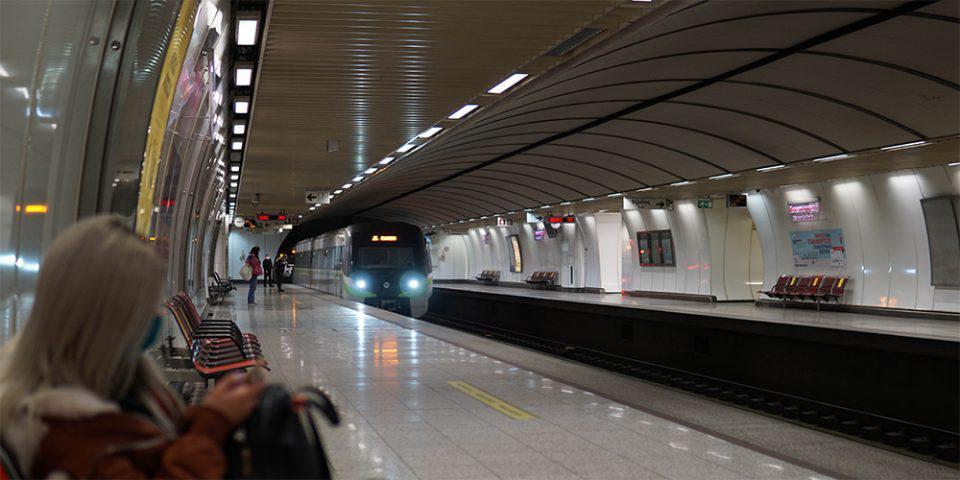 Κλείνει ο σταθμός του μετρό «Πανεπιστήμιο»