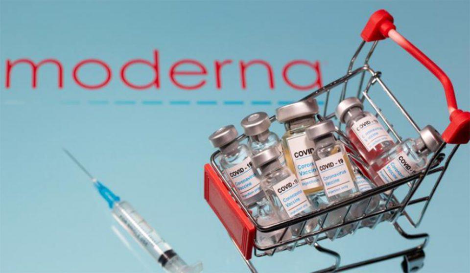 Moderna: Πρώτα θετικά αποτελέσματα στις δοκιμές για μια 3η δόση