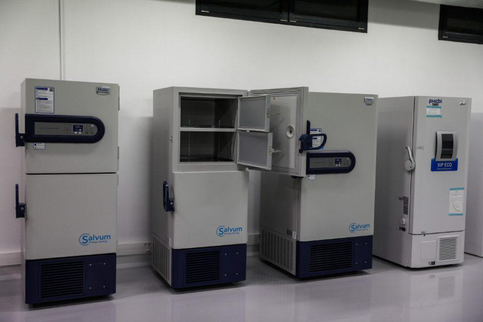 Κορωνοϊός: Αυτά είναι τα ψυγεία που θα φυλάσσονται τα εμβόλια [εικόνες]
