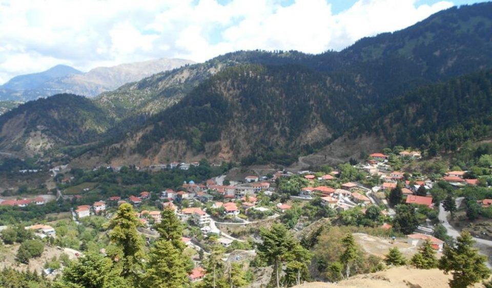 Κορωνοϊός- Έκτακτα περιοριστικά μέτρα στο χωριό Ραπτόπουλο Αγράφων λόγω αυξημένου επιδημιολογικού φορτίου