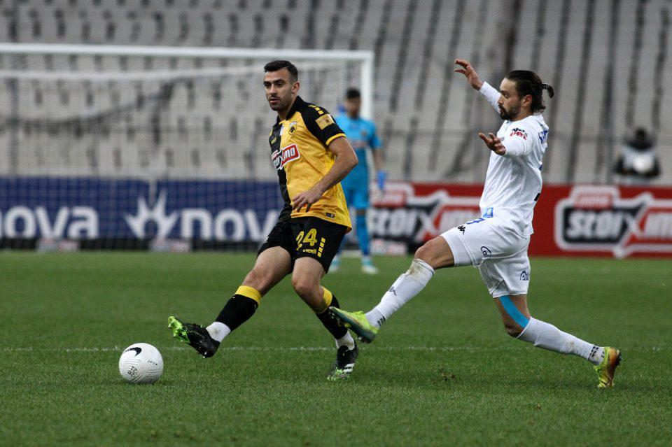 Super League 1: «Κάζο» της ΑΕΚ από τον εξαιρετικό ΠΑΣ Γιάννινα - Ήττα σοκ με 2-0 στο ΟΑΚΑ