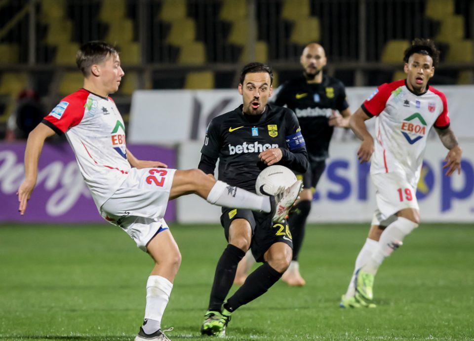 Super League 1: Επέστρεψε στις νίκες ο Άρης, 2-0 τον Βόλο