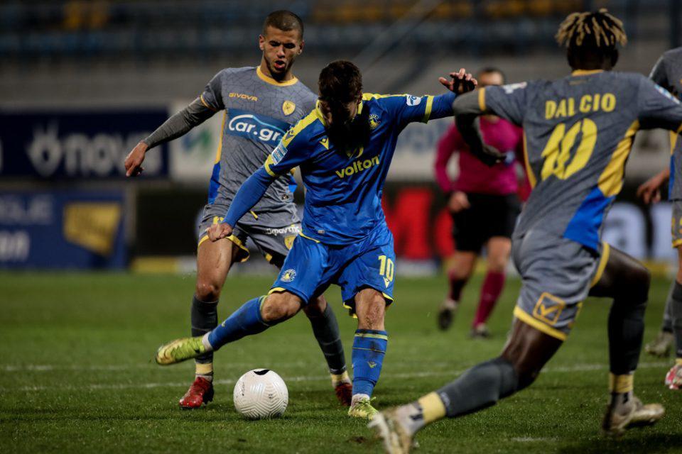 Super League 1: Ο Αστέρας πιο κοντά στο στόχο του μετά τη νίκη με 2-0 επί του Παναιτωλικού