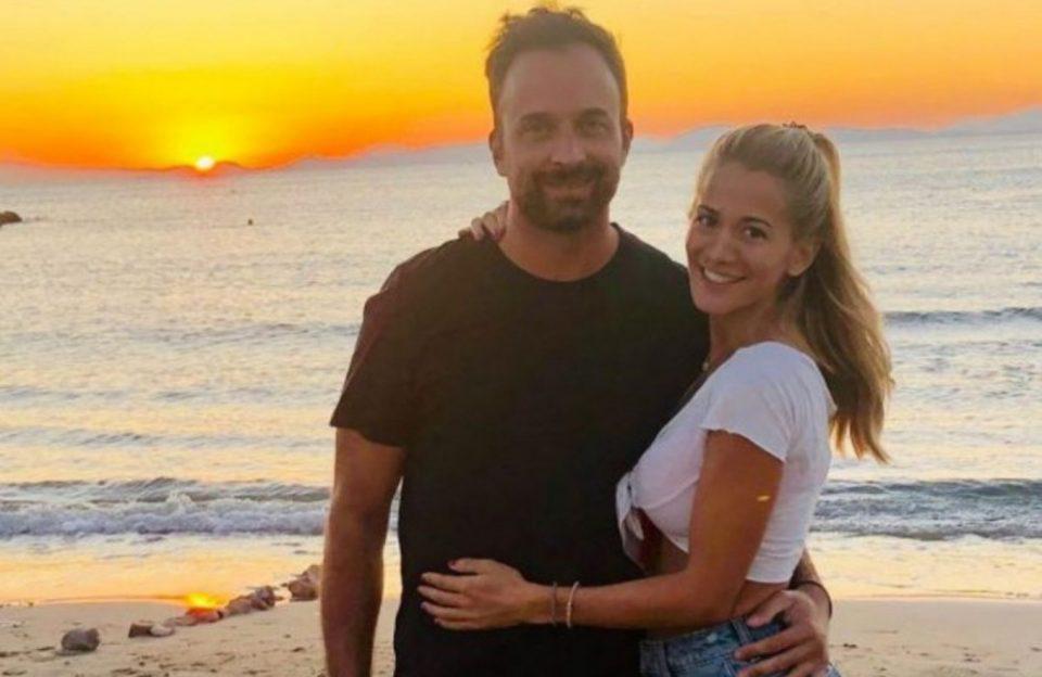 Επιβεβαιώθηκε: Πατέρας για τέταρτη φορά ο Γιώργος Λιανός - Στον τρίτο μήνα της εγκυμοσύνης η Κωνσταντίνα Καραλέξη