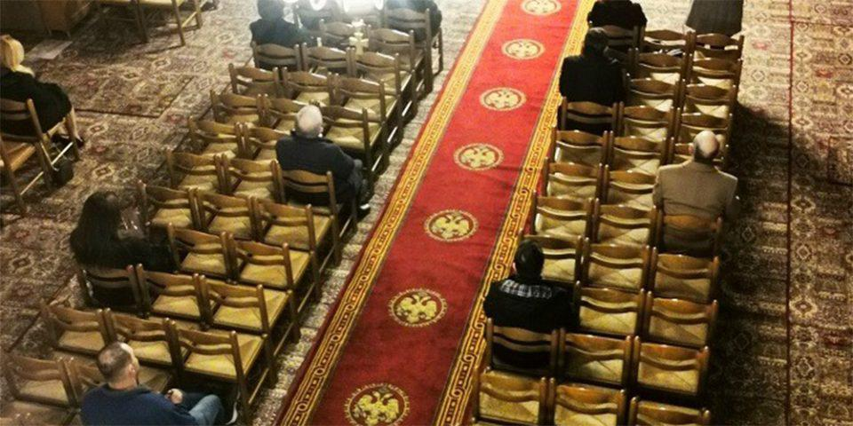 Ανοίγουν οι εκκλησίες από τις 24 Ιανουαρίου - Τα μέτρα