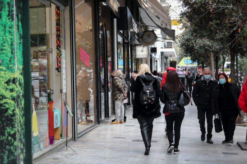 Γεωργιάδης: Άνοιγμα καταστημάτων από τη Δεύτερα με 13032 και χρονικό όριο