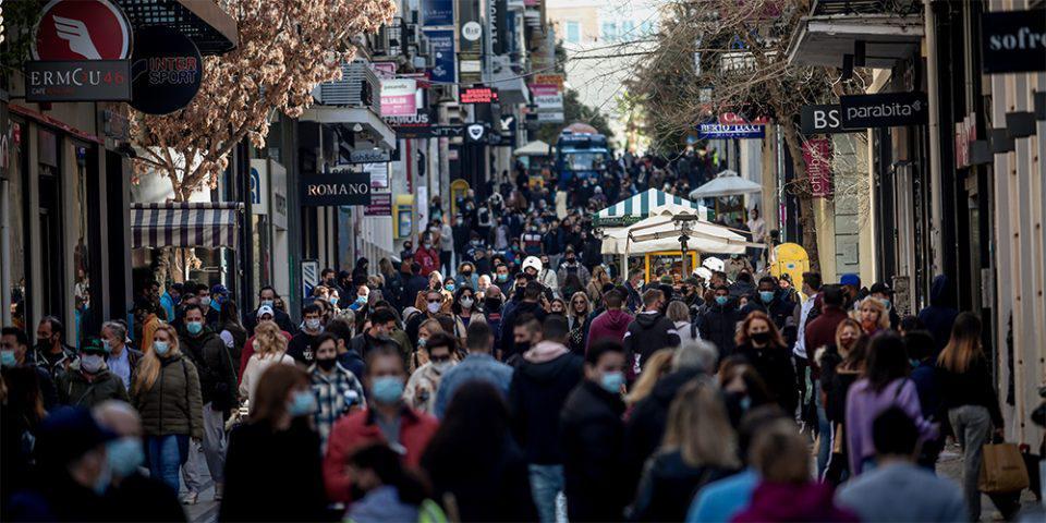 Lockdown: Σκέψεις για ψώνια με χρονόμετρο – Πώς θα λειτουργεί