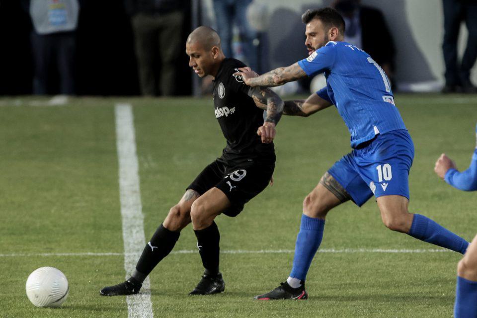 Super League 1: Ο ΟΦΗ «δάγκωσε» δις τη Λαμία (2-0) και πλησίασε ξανά τη ζώνη των πλέι-οφ