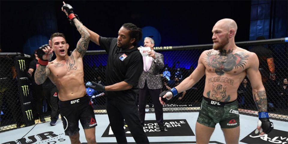 UFC: Μεγάλος νικητής ο Πουαριέ - Συνέτριψε τον ΜακΓκρέγκορ [βίντεο]