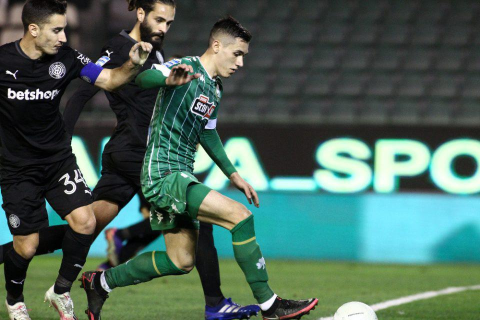 Super League 1: Με σούπερ Αλεξανδρόπουλο, ο Παναθηναϊκός νίκησε 2-0 τον ΟΦΗ και έκανε το 4Χ4