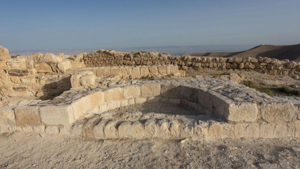 Αρχαιολόγοι ισχυρίζονται ότι ανακάλυψαν την πίστα όπου η Σαλώμη ζήτησε το κεφάλι του Ιωάννη του Βαπτιστή