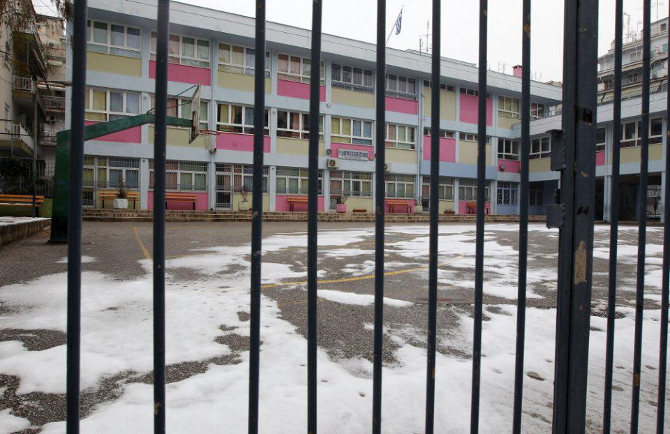Καιρός: Σαρώνει τη χώρα η «Μήδεια» - Δείτε σε ποιες περιοχές θα μείνουν κλειστά τα σχολεία