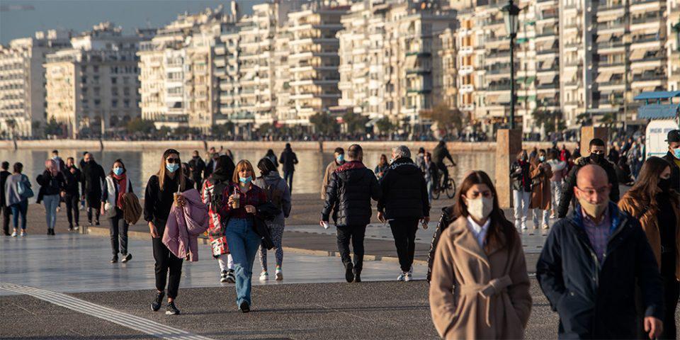 Κορωνοϊός - Θεσσαλονίκη: Αυξημένο κατά 30% το ιικό φορτίο στα λύματα