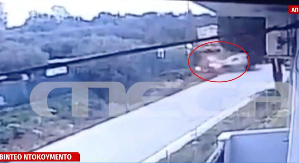 Κρήτη: Βίντεο ντοκουμέντο από το τροχαίο όπου σκοτώθηκαν μητέρα και κόρη - Σοκαριστικές εικόνες