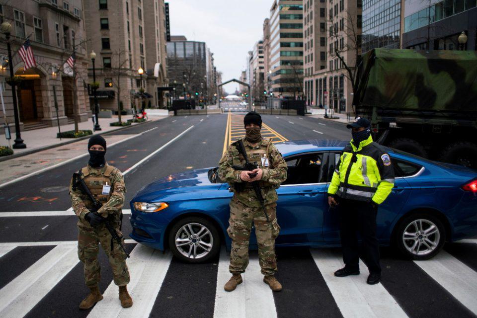 ΗΠΑ: Σε επιφυλακή για το ενδεχόμενο ένοπλων διαδηλώσεων