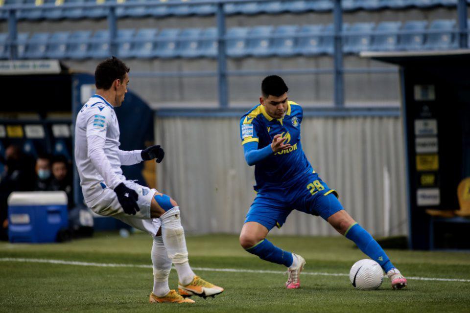 Super League 1: «Έκλεψε» βαθμό στην Τρίπολη η Λαμία, 0-0 με τον Αστέρα
